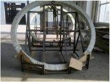 O aço mecânico da alta qualidade Scm440 forjou o anel com única extremidade