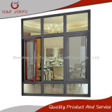 낮은 E Glass를 가진 주문을 받아서 만들어진 Design Powder Coated Aluminum Casement Window