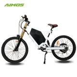 Vélo électrique de montagne d'Aimos avec le pouvoir superbe de bombardier de la discrétion 2000W