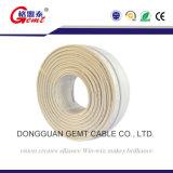 Câble coaxial de liaison du prix usine de qualité Rg58