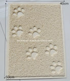 애완 동물 매트 애완 동물 공급 고양이 배설용상자 매트 베이지색 색깔