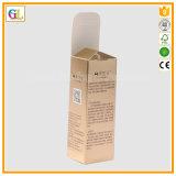 Crear la impresión cosmética a todo color del rectángulo para requisitos particulares para empaquetar