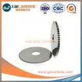 Lâmina de serra para corte e carboneto de tungsténio