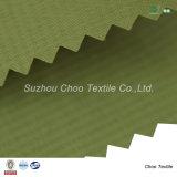 El 100% Taslan rayado Lleno-Opaco de nylon para militar abajo impermeabiliza la tela de nylon