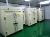 Armário de impressão ecrã Pulverização Forno Industrial