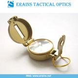 Bussola in marcia di plastica esterna di Lensatic o bussola di promozione