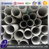 China 201/304/316/soldadas dos tubos de aço inoxidável sem costura