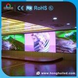 L'intérieur mur vidéo P2.5 Affichage LED SMD