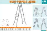 4X2 лестницы из алюминия с En131 Certificacte 2.6m