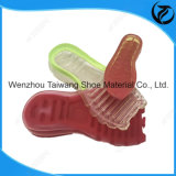 TPUは靴の靴底の透過エアクッションの靴のアクセサリを遊ばす