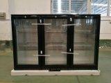 Heißer Verkaufs-dreifache Schiebetür-rückseitige Stab-Kühlvorrichtung/Bier-Kühlvorrichtung