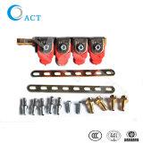 Auto-Einspritzung-Schiene der Kraftstoffeinspritzdüse-Ring-Taten-L02