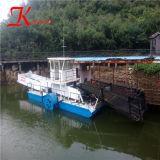 最新の技術のエクスポートのための水生自動Weedの切断の浚渫船