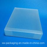 중국 제조자에 의하여 주문을 받아서 만들어지는 플라스틱 Pet/PVC/PP 상자