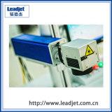 Máquina de la marca del laser del CO2 de Leadjet 10W 30W para la botella plástica