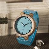 자신의 시계 Eco 선물 남자 또는 Wooden Watch Promotional Custom 숙녀 시계를 만드십시오