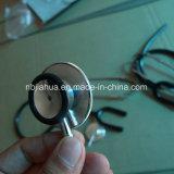 Prijs van de Fabriek van de Stethoscoop van de Legering van het aluminium de Dubbele Hoofd