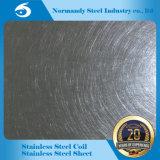 Выбитая плита нержавеющей стали Hr/Cr 202, вытравлять, покрашенный для украшения