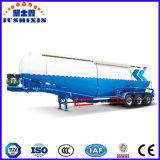3 Aanhangwagen van de Vrachtwagen van de Lading van het Nut van de Tanker van het Poeder van het Cement van de as 35ton de Bulk