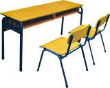 학생을%s SF-11D 교실 가구 두 배 책상 그리고 의자 학교 가구