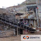 Zenit che schiaccia macchinario, frantoio per pietre con 40-500tph