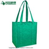 Bolsas relativas à promoção do cliente do saco de compra do supermercado