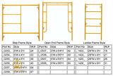 중국에서 Formwork 프레임 비계