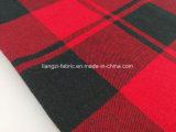 flanella tinta Fabric-Lz8371 del filo di cotone 16s