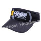 滑走を用いる日曜日バイザーの帽子バックル(LV14015)の