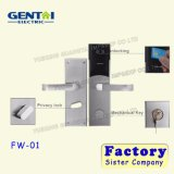 Qualität populär Using RFID Karten-Hotel-elektrischen Tür-Verschluss