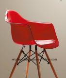 Крытая пластмасса отдыха обедая стулы, оптовая продажа обедая стулы
