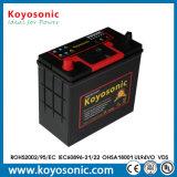 3-летняя фабрика батареи автомобиля батареи автомобиля батареи 12V гарантированности 12V 120ah