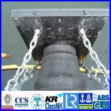 造船所のための証明された天然ゴムの容易なインストール円錐形のフェンダー