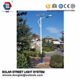 Hochwertiges 30W 50W Sonnenenergie-im Freien helles Straßenlaterne