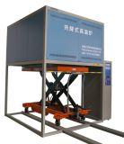 horno de elevación eléctrico de 1300c 96liters para el tratamiento termal