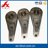 Stainless Steel Casting Leaves with Surface Polish and 2D Tool Design Drawing