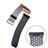 Qualitätssilikon-Uhrenarmbänder/Sport-Gummiuhrenarmband für Fitbit Ionen