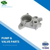 Moulage en aluminium Pièces de la pompe du carter de pompe