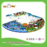 Parque modular do campo de jogos interno atrativo do projeto