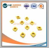 Insertos de Mineração de carboneto de tungsténio para a liga de aço