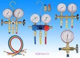 Collettore 536 R12/R22/R502 e tubo flessibile