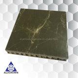 25mm 간격 돌 표면 지면 Mateiral를 위한 알루미늄 벌집 위원회