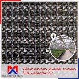 Cortina que clasifica el franco de red de aluminio de la cortina del 55%~90%