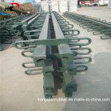 Joint de dilatation modulaire de passerelle avec le grand mouvement