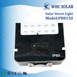 Contrôler automatiquement la norme IP65 50W Puissance solaire LED intégré éclairage de rue