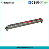 Indicatore luminoso esterno della rondella della parete di 18X10W RGBW 4in1 LED