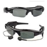 Sport Bluetooth MP3 polarisierte Schutzbrille-Videogerät-im Freienkamera Eyewear Sonnenbrillen