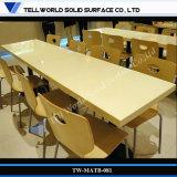 Dire la Tabella pranzante del ristorante della sede del quadrato 8 del rifornimento della Cina del mondo