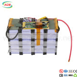 Pacchetto della batteria di litio della batteria 12V 100ah 4s20p di potere
