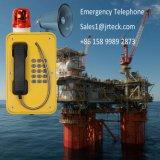 Loud speaker промышленных телефон IP66 водостойкой чрезвычайной телефон с помощью звукового сигнала